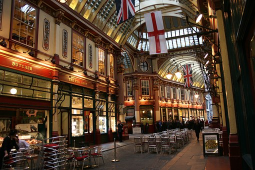Leadenhall:the other market