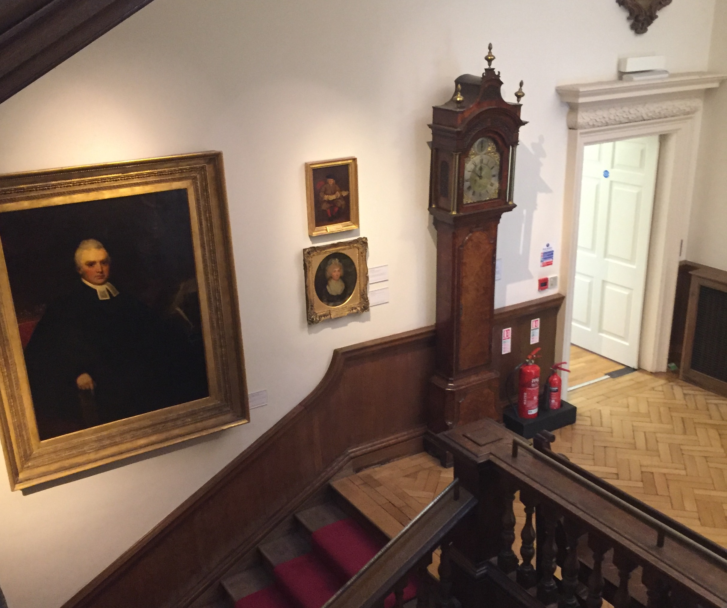 The Foundling Museum, Corum's Fields