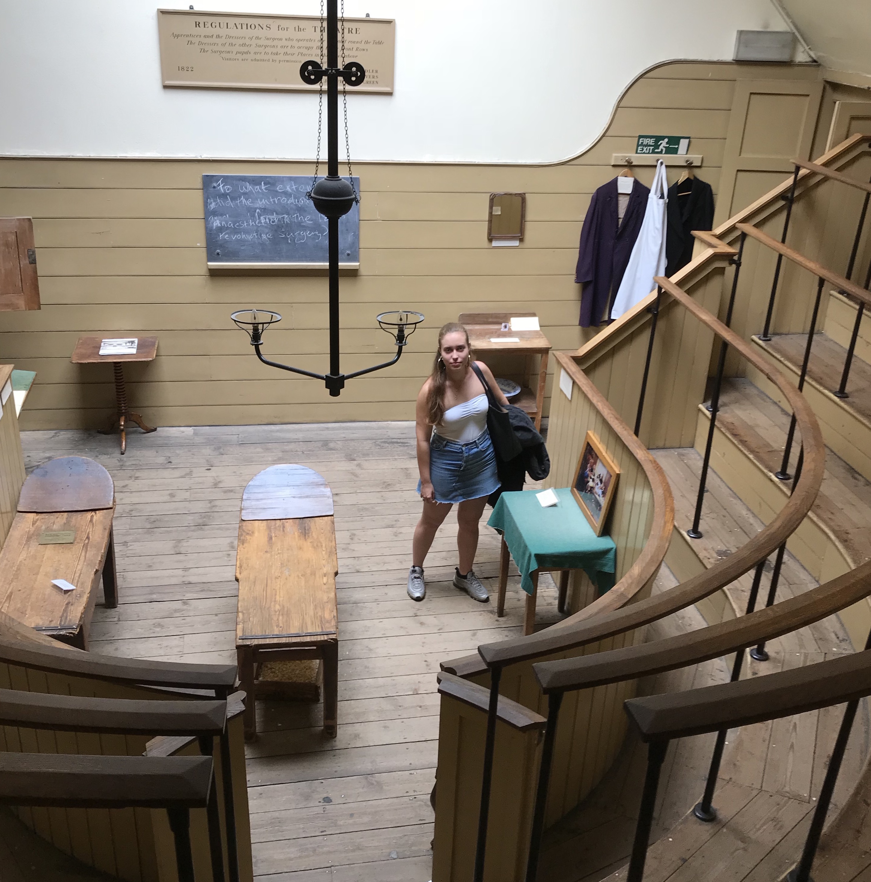 The Old Operating Theatre, Southwark