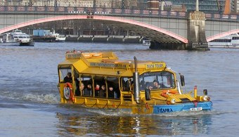 <p>London Duck Tours - <a href='/triptoids/ducktours'>Click here for more information</a></p>
