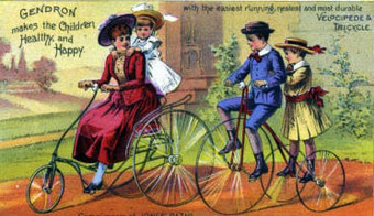 <p>Cycling's capital city? - <a href='/articles/london-cycling-history'>Click here for more information</a></p>