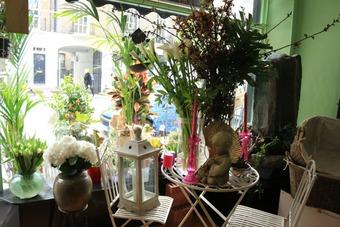 Patricia`s Flower Shop