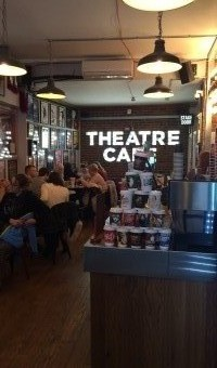 <p>Theatre Cafe - <a href='/journals/theatre-cafe'>Click here for more information</a></p>