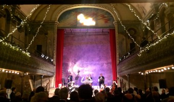 Wilton`s Music Hall