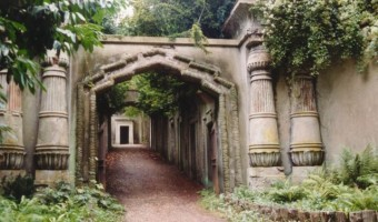 The Highgate Cemetery