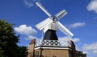 The Wimbledon Windmill