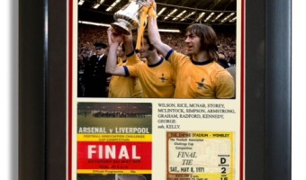 <p>Arsenal FA Cup Winners 1971 - <a href='/shop/fa-cup-1971'>Click here for more information</a></p>