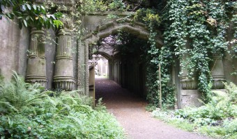 <p>The Highgate Cemetery - <a href='/triptoids/highgate-cemetery'>Click here for more information</a></p>