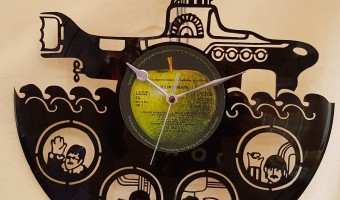 <p>Beatles Yellow Submarine vinyl cut Clock - <a href='/shop/beatles--vinyl-clock-yellow-submarine'>Click here for more information</a></p>