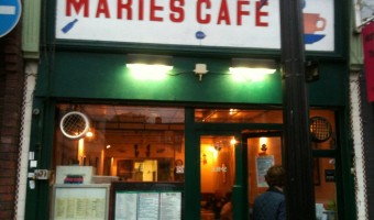 Marie`s Cafe