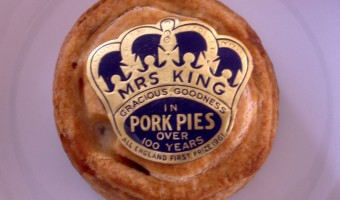 Mrs King`s Pork Pies