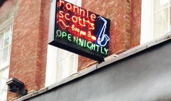 Ronnie Scott`s Jazz Club