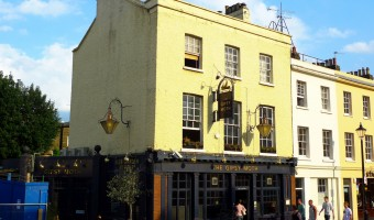 The Gipsy Moth Pub
