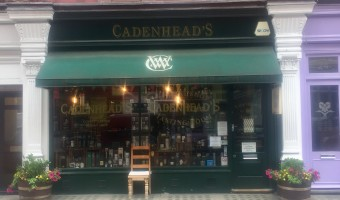 Cadenhead`s Whisky Shop & Tasting Room