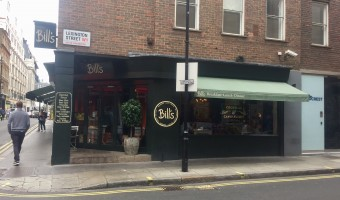 Bill`s Soho Restaurant