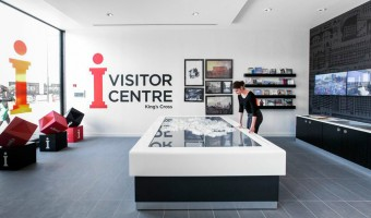 King's Cross Visitor Centre