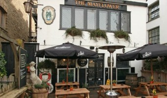 Mayflower Pub Rotherhithe