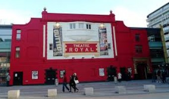 The Theatre Royal, Stratford
